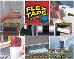 Flex Tape Suya Dayanıklı Bant Güçlü Yapıştırıcı Bant
