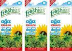 Freshies Doğal Nefes Temizleyici 3'lü Paket 24 Bitkisel Kapsül