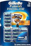 Gillette Fusion Proglide 16'lı Yedek Başlık Tıraş Bıçağı