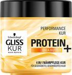 Gliss Protein + Shea Yağı Saç Bakım Kürü 400 ml