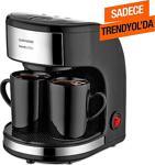 Goldmaster Trendcoffee Filtre Kahve Makinası