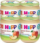 Hipp Organik Elma Püresi 125 Gr 4\'lü Kavanoz Maması