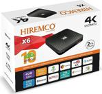 Hiremco X6 Android 10 Tv Box 4 Gb Ram 64 Gb Hafıza Netflix 1080P