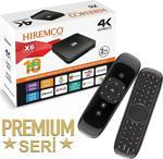 Hiremco X6 Premium Seri - Android Tv Box 4Gb-64Gb