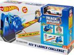 Hot Wheels FLL02 Track Builder Fırlatıcı Yarış Oyun Seti