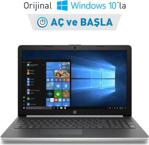 "HP 15-DA1118NT 9QH77EA i5-8265U 8 GB 1 TB + 256 GB SSD UHD Graphics 620 15.6"" Notebook"