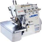Juki MO6716 5 İplik Sanayi Tipi Overlok Makinası