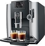 Jura E8 Chrome Tam Otomatik Espresso Makinesi