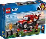Lego City İtfaiye Şefi Müdahale Kamyonu 60231