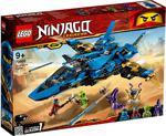 Lego Ninjago 70668 Jay'in Fırtına Uçağı