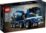 Lego Technic Beton Mikseri 42112