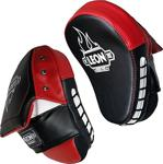 Leon Pro Boks, Kick-Boks Ve Mma El Lapası Siyah-Kırmızı