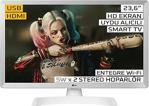 "Lg 24Tl510S-Wz Hd 24"" 61 Ekran Uydu Alıcılı Smart Led Tv Monitör"