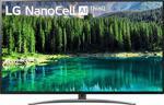 "LG 65SM8600PLA NanoCell 4K Ultra HD 65"" 165 Ekran Uydu Alıcılı Smart LED Televizyon"