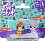 Littlest Pet Shop B9389 İkili Küçük Miniş Figür