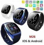 M26 Dokunmatik Smart Watch Akıllı Saat İOS+Android Uyumlu