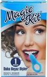 Magic Kit Diş Temizleme Kiti 1 Set Diş Lekeleri Beyazlatıcı