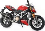 Maisto 1:12 Ducati Mod. Street Model Motorsiklet
