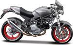 Maisto Ducati Monster S4 1:18 Model Motorsiklet