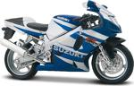 Maisto Suzuki Gsx R750 1:18 Model Motorsiklet