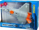 Maxx Wheels 1:16 Sesli Ve Işıklı Jet Fighter
