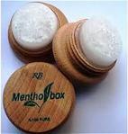 Menthol Box Mentol Spa Masaj Migren Taşı Diğer