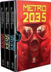Metro 2033 - 2034 - 2035 (3 Kitap Takım) - Dmitry Glukhovsky