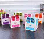 Mini Usb Klima Vantilatör Fan Masaüstü Soğutucu Taşınabililr Klim