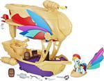 My Little Pony Pony Rainbow Dashin Korsan Gemisi