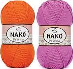Nako Pırlanta Amigurumi El Örgü İpi İpliği Yünü