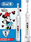 Oral-B Junior Minnie Mouse Şarj Edilebilir 6+ Yaş Çocuklar için Diş Fırçası