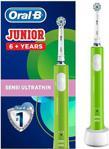 Oral-B Junior Sensi Ultrathin Şarj Edilebilir 6+ Yaş Çocuklar için Diş Fırçası