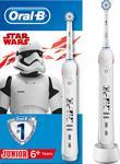 Oral-B Junior Star Wars Şarj Edilebilir 6+ Yaş Çocuklar için Diş Fırçası