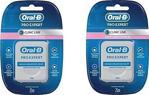 Oral-B Pro-Expert Clinic Line 25 Mt 2 Adet Diş İpi