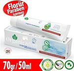 Organicadent Organik Helal Sertifikalı Florürsüz Diş Macunu 50ml