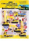 Oyuncak Kamyon İş Makineleri İnşaat Araçları Modelleri Mini Araç