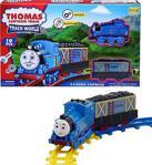 Pilli Thomas Tren Ve Arkadaşları - 10 Parça Pilli Tren Setİ