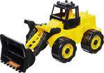 Polesie 22370 Herkül Oyuncak Traktör Yükleyici Turuncu