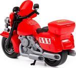Polesie Oyuncak 8947 Harley Yarış Motosikleti Kırmızı 27 Cm