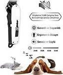Pro Pet Series Şarjlı Kedi Köpek Tıraş Makinesi Evcil Hayvan Tüy Kesme Traş Makinası