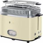 Russell Hobbs 21682-56 Ribbon Retro Ekmek Kızartma Makinesi