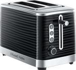 Russell Hobbs 24371-56 Inspire Siyah 2 Dilim Ekmek Kızartma Makinesi