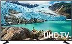 """Samsung 55ru7092 55"""" 139 Ekran Uydu Alıcılı 4k Ultra Hd Smart Led Tv"""