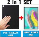 Samsung Galaxy Tab S6 Lite P610 Silikon Tablet Kılıfı