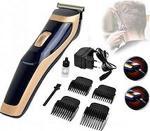 Şarjlı Saç Sakal Kesme Traş Tıraş Makinesi Seti