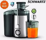 Schwartz Swj-7750 600 W Katı Meyve Sıkacağı