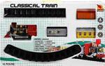 Sesli Ve Işıklı Klasik Tren Seti
