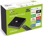 Sine Plus 4k Ultra Hd 9.0 Android Tv Box sineandroid