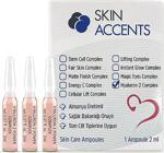 Skin Accents Yoğun Nemlendirici Yumuşatıcı Ampul Hyaluron 2 Power Complex Cilt Serumu 3 Adet Dermaroller Dermapen Serum