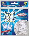 Staino Floss'n Toss 40 Adet Diş İpi